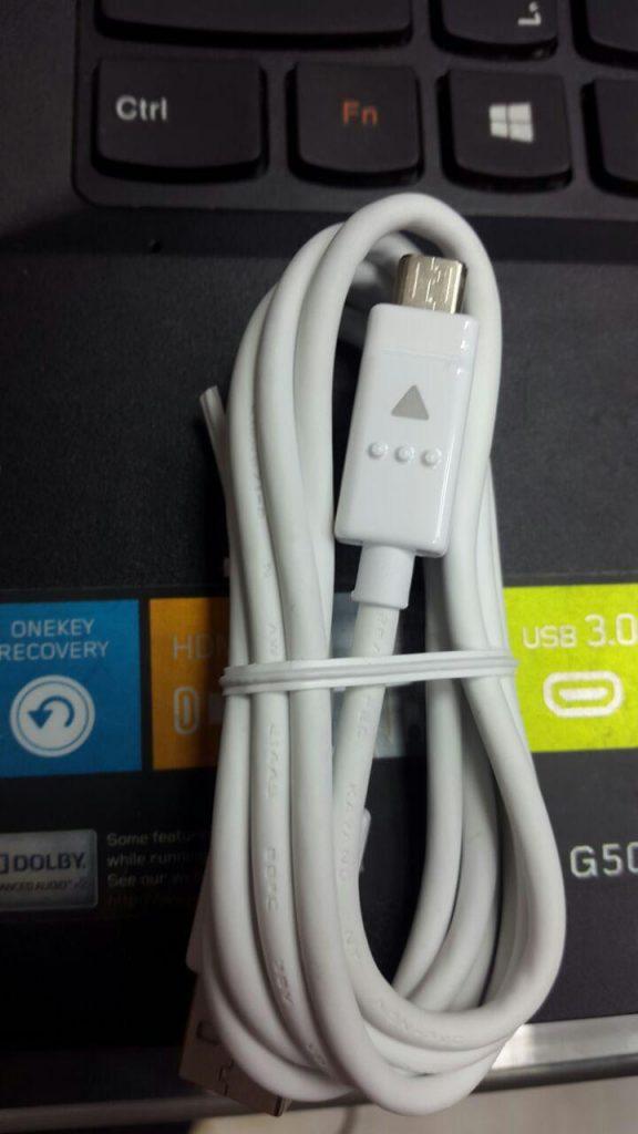 کابل اصلی LG فست شارژ