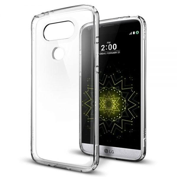 کاور 3 گرمی گوشی ال جی