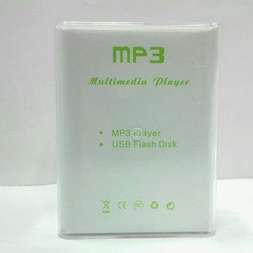 پک و بسته بندی MP3 پلیر