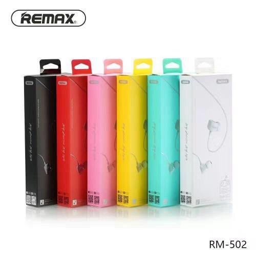 هندزفری ریمکس RM-502 اصلی