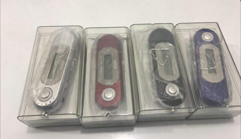 MP3 پلیر بزرگ اسپیکر دار