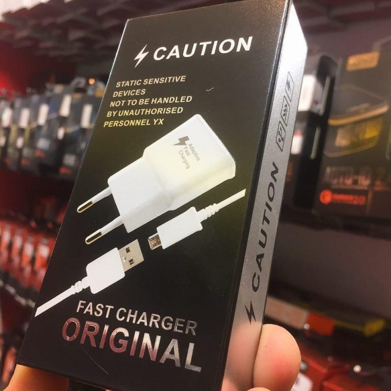 شارژر S6 سامسونگ اورجینال
