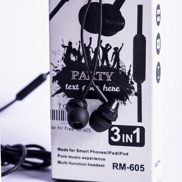 هندزفری ریمکس RM-605