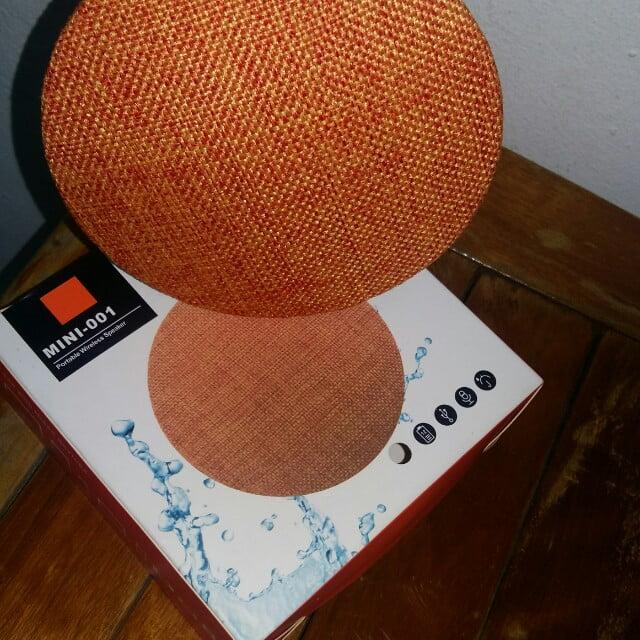 اسپیکر بلوتوث مدل Mini-001