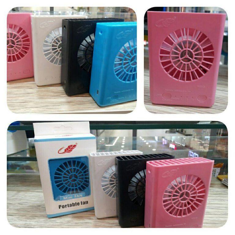 پنکه رومیزی Portable Fan