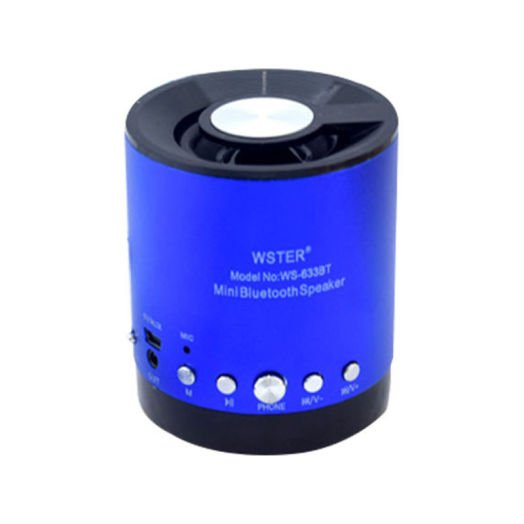 اسپیکر بلوتوث WS-633BT