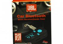 AUX بلوتوث JBL-X6 ماشینی