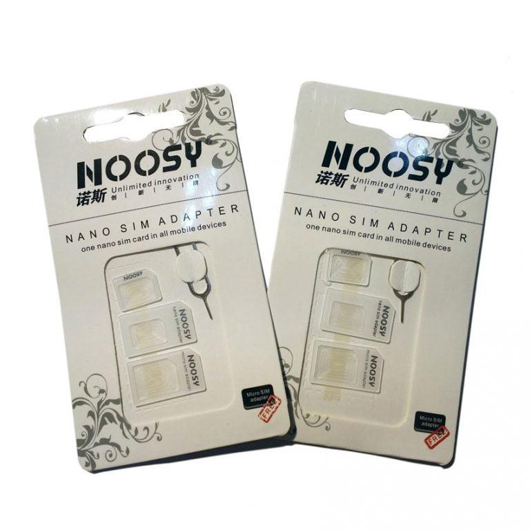 خشاب سیم کارت Noosy