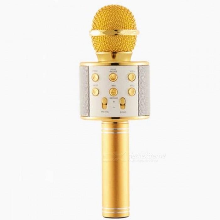 میکروفون WS-858 بلوتوث