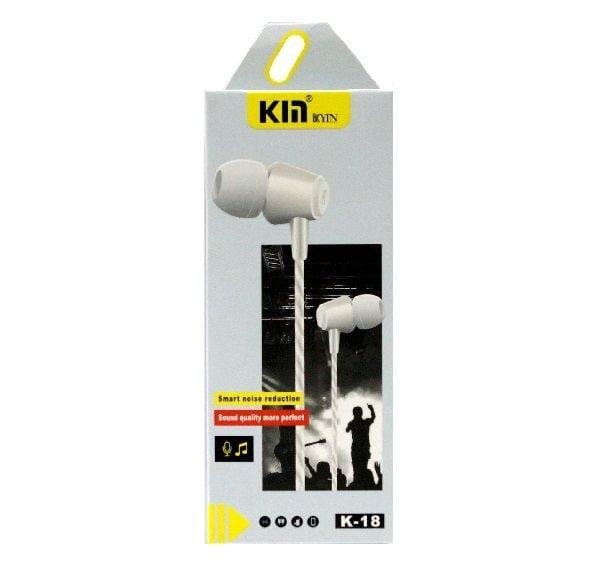 هندزفری KM مدل K-18 اورجینال