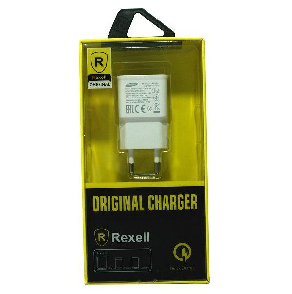 شارژر REXELL خروجی 2 آمپر