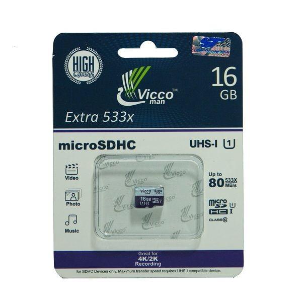 کارت حافظه 16 گیگ VICCO