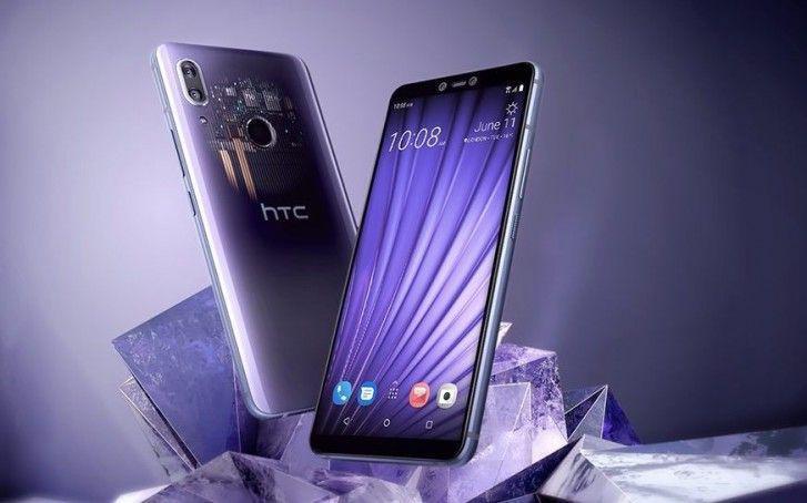 شرکت HTC دو میان رده جدید U19e و +Desire 19 را معرفی کرد!