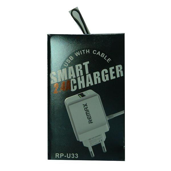 شارژر 2 پورت REMAX کیفیت عالی