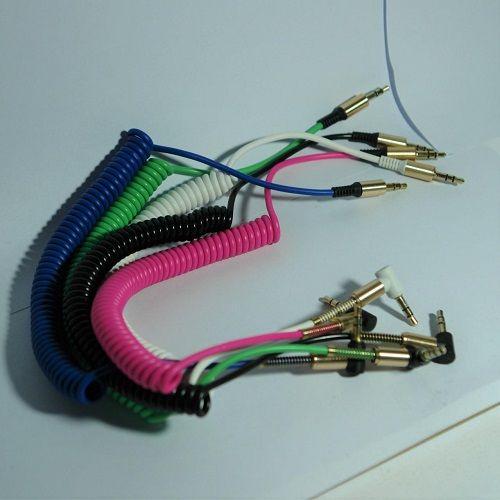 کابل AUX فنری های کپی