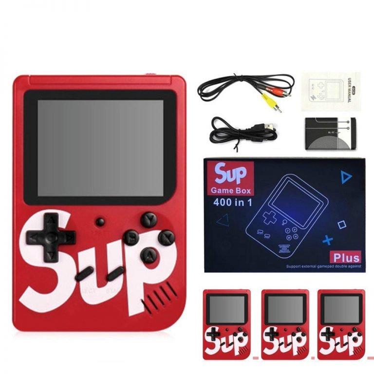 کنسول بازی SUP PLUS با 400 عنوان بازی مخطلف