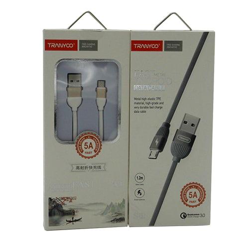 کابل MICRO USB اندروید QC3 فست مدل S3