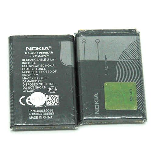 باتری نوکیا BL-5C اصلی (NEW)