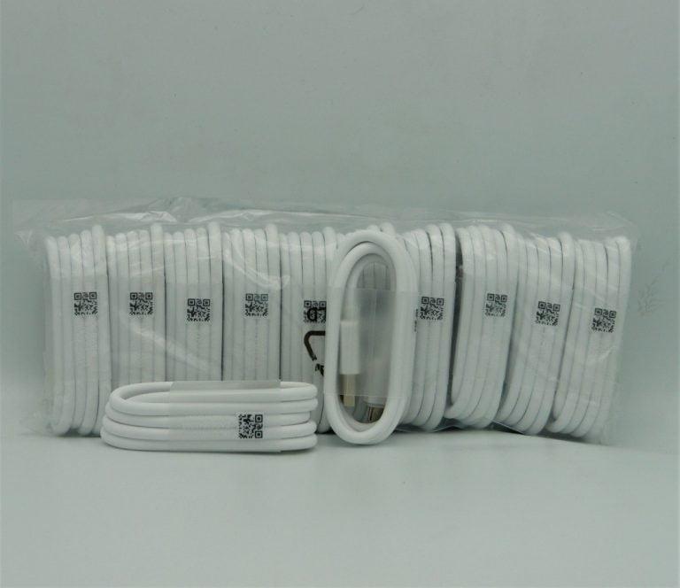 کابل سوپر فست شارژ Micro USB سفید