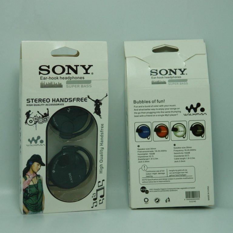 هدفون دورگوشی سیمی SONY مدل S-Q140