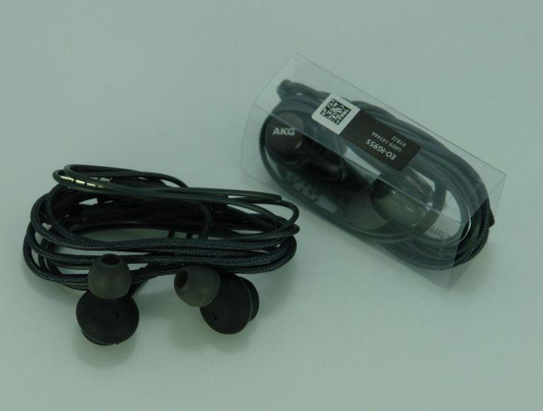 هندزفری S8 سامسونگ AKG کیفیت صدا عالی (های کپی)