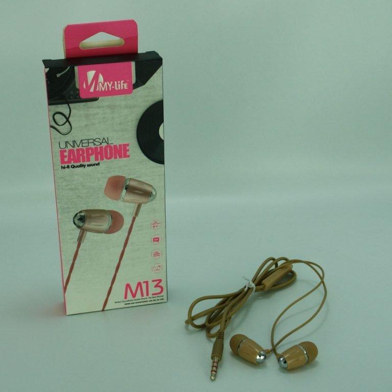 هندزفری MYLIFE مدل M13 مکالمه دار