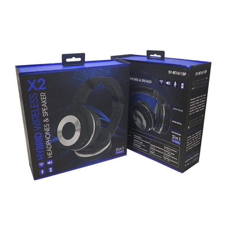 هدفون بلوتوث مدل  BT11611SP کیفیت صدا بسیار عالی