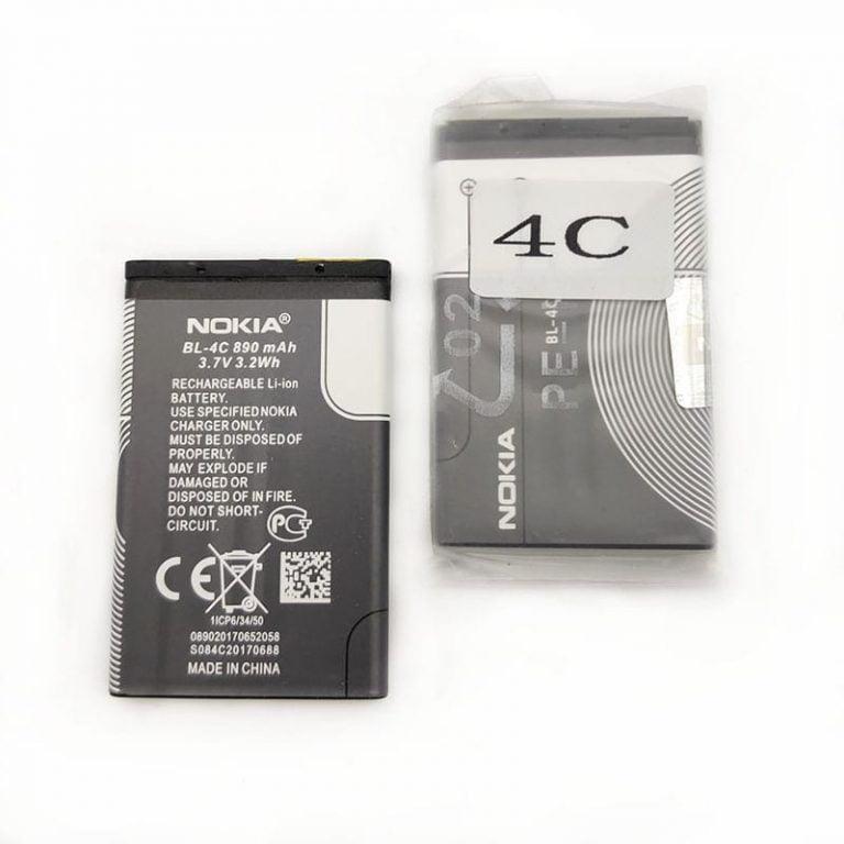 باتری نوکیا BL-4C (اصل چین)
