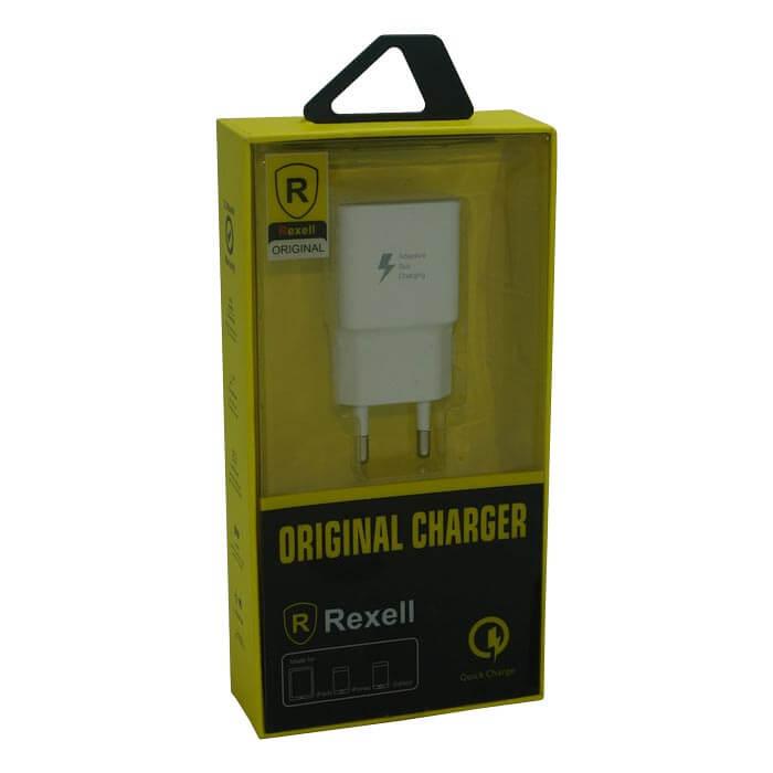 شارژر سامسونگ فست S7 مدل REXELL اورجینال