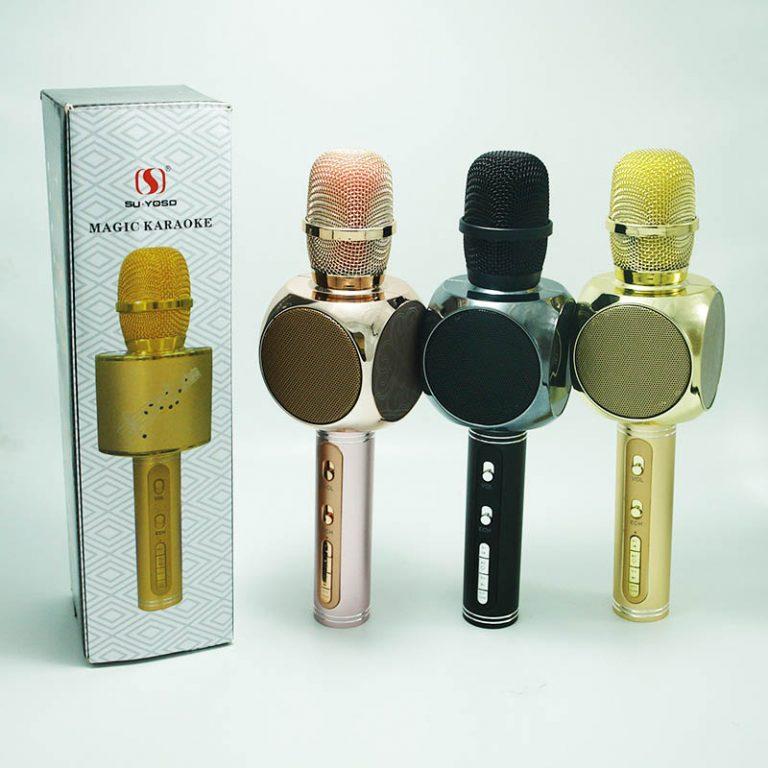 میکروفون اسپیکر YOSO اصل چین