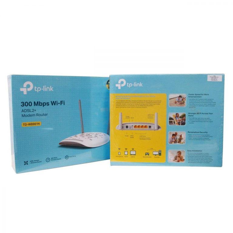 مودم ADSL مدل TP-LINK TD-W8961N