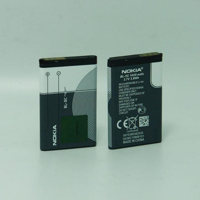 باتری BL-5C نوکیا اصل چین کد 1