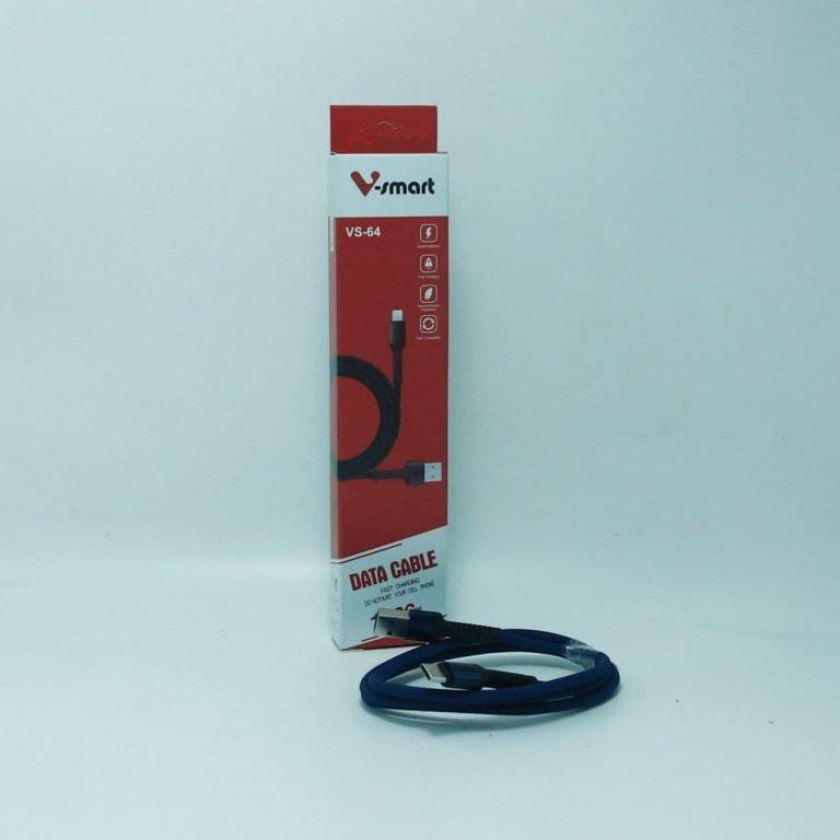کابل lightning برند VSMART مدل VS67 اورجینال
