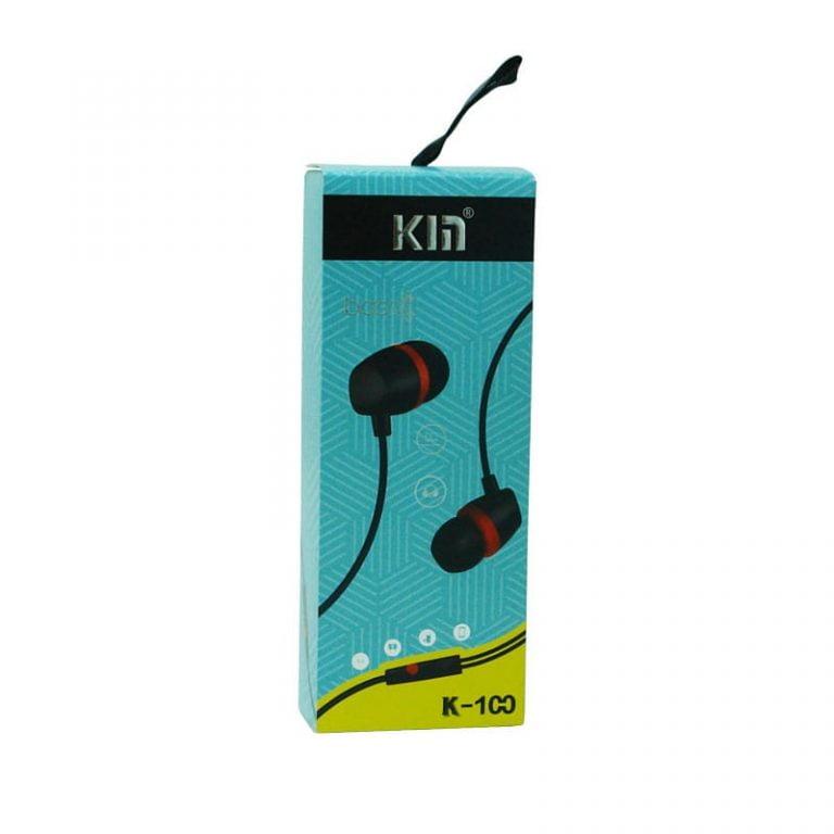 هندزفری KM مدل K100