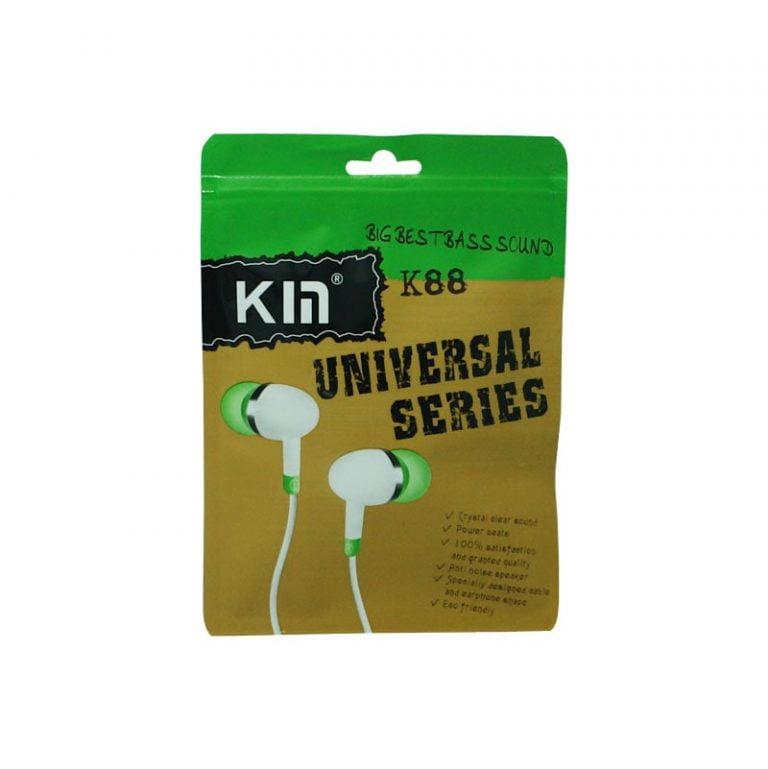 هندزفری KM مدل K88 کیفیت عالی