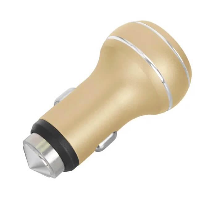 فندکی فست فول فلزی پکدار خروجی 2.4A