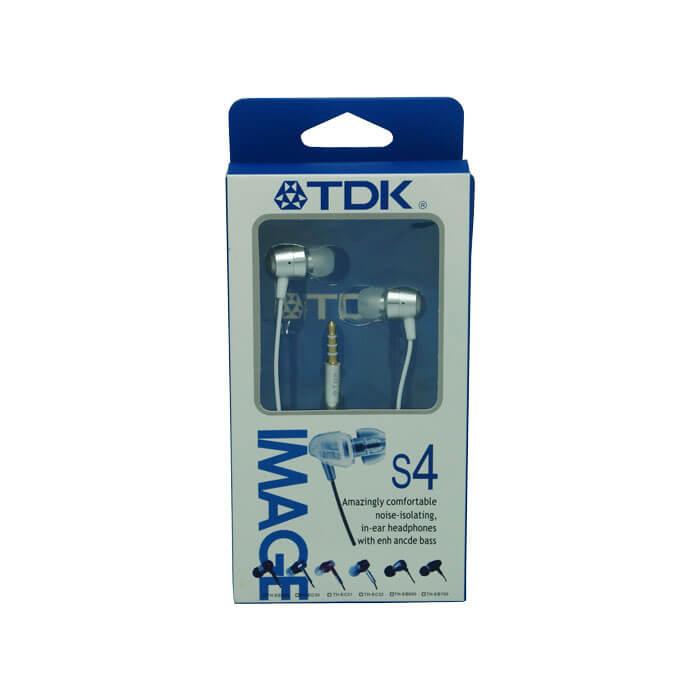 هندزفری TDK مدل S4 NEW اورجینال