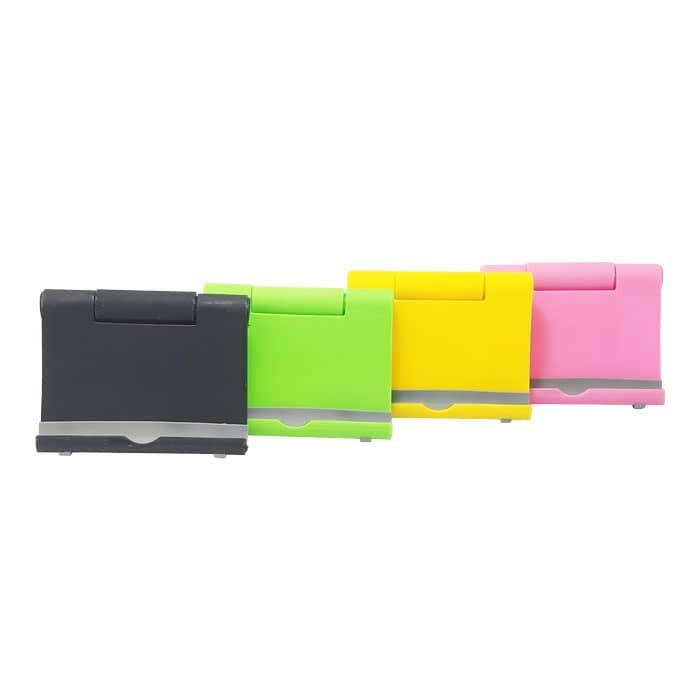 پایه نگهدارنده موبایل / فبلت / تبلت رنگی