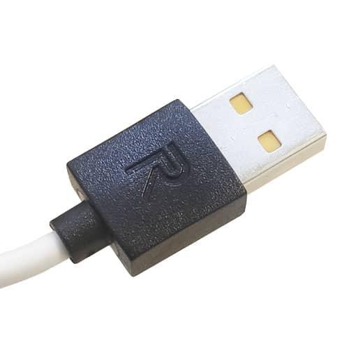 کابل MICRO برند REALME مدل R5 فست شارژ دیتادار