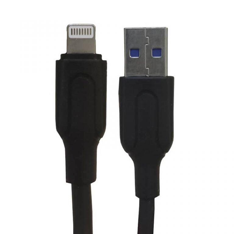 کابل IPHONE سوپر فست شارژ پکدار A910 اورجینال