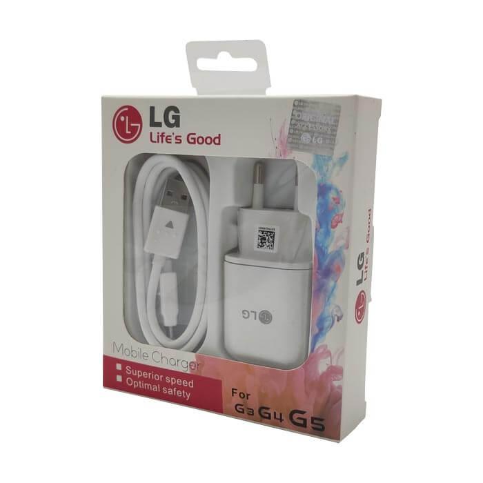 شارژر LG پکدار اورجینال