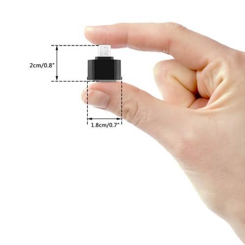 رابط OTG میکرو به USB پک 10 عددی (کپی)