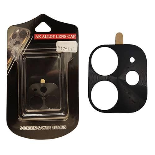 محافظ لنز فلزی آیفون 12 مینی