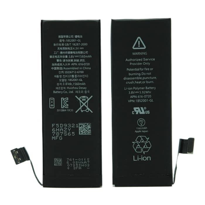 باتری 5S آیفون 6 ماه گارانتی