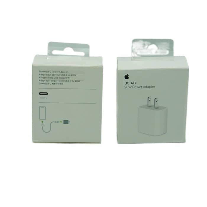 کلگی اپل USB-C 20W دو پین اصل چین