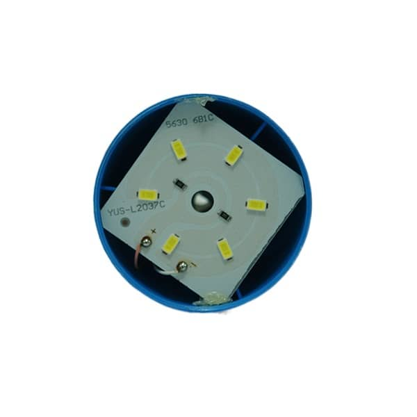 لامپ دو کاره 6 LED مدل LISA