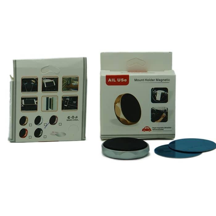 نگهدارنده موبایل سکه ای مدل ALL USE چهار مگنت
