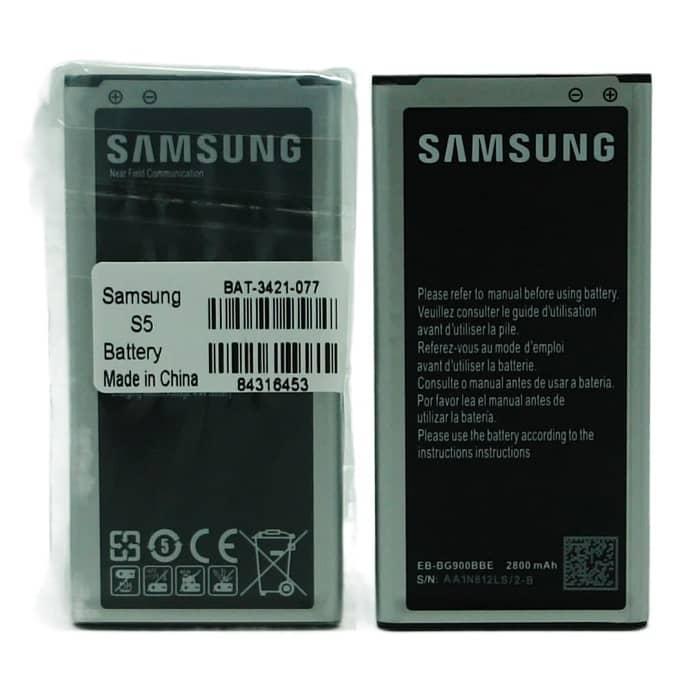 باتری S5 سامسونگ اورجینال 6 ماه گارانتی