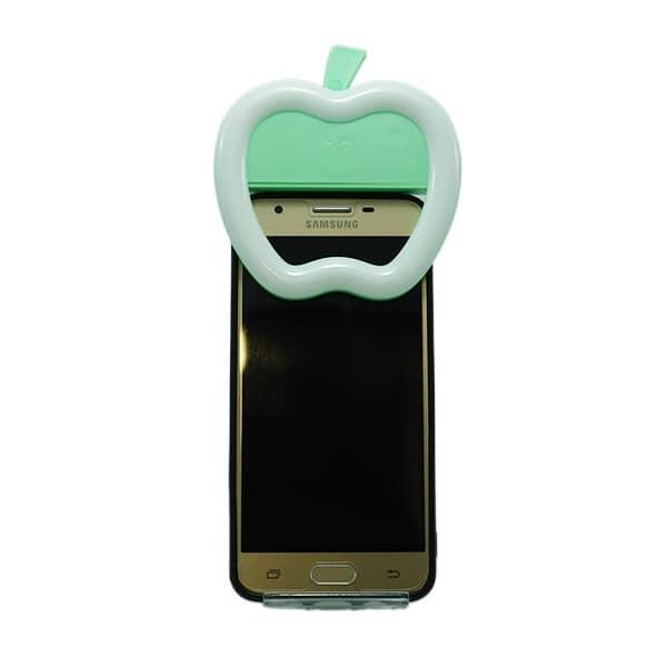 رینگ لایت طرحدار سیب