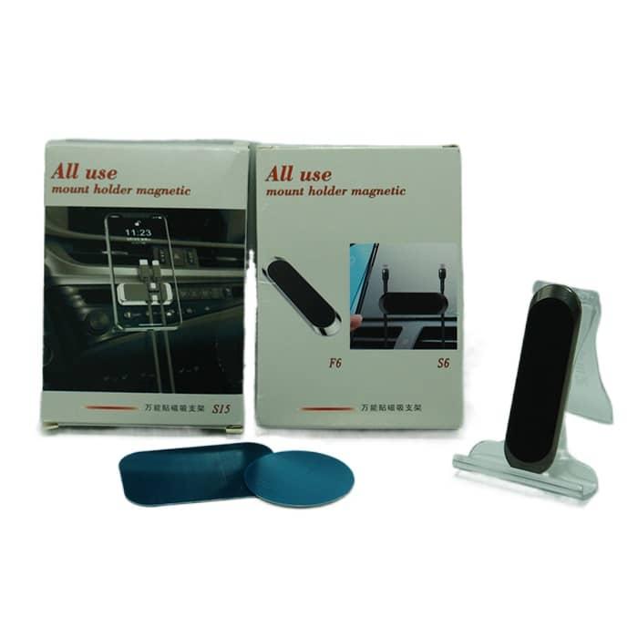 نگهدارنده موبایل مگنتی ALL USE مدل F6